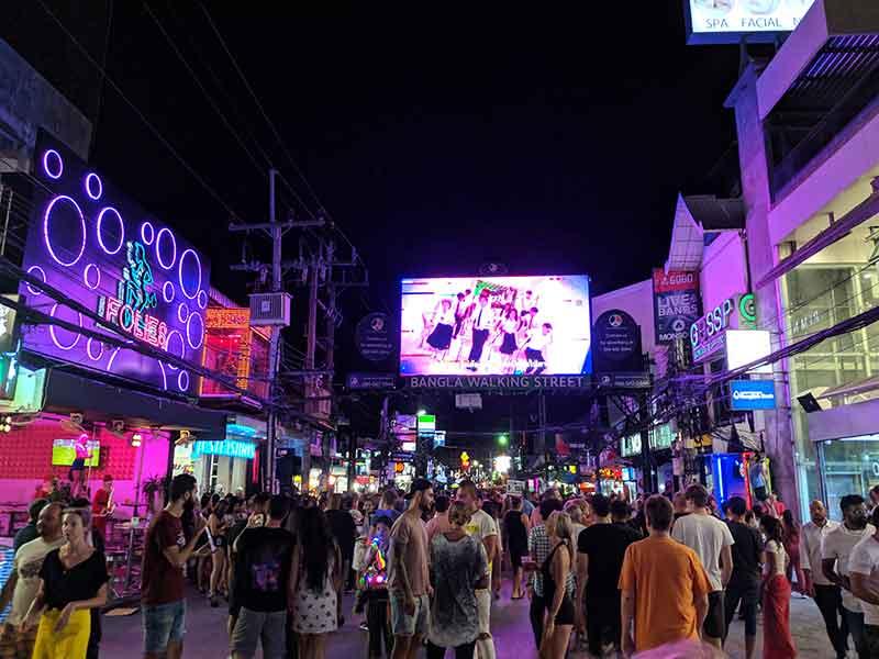 Phuket Thaimaa Patong
