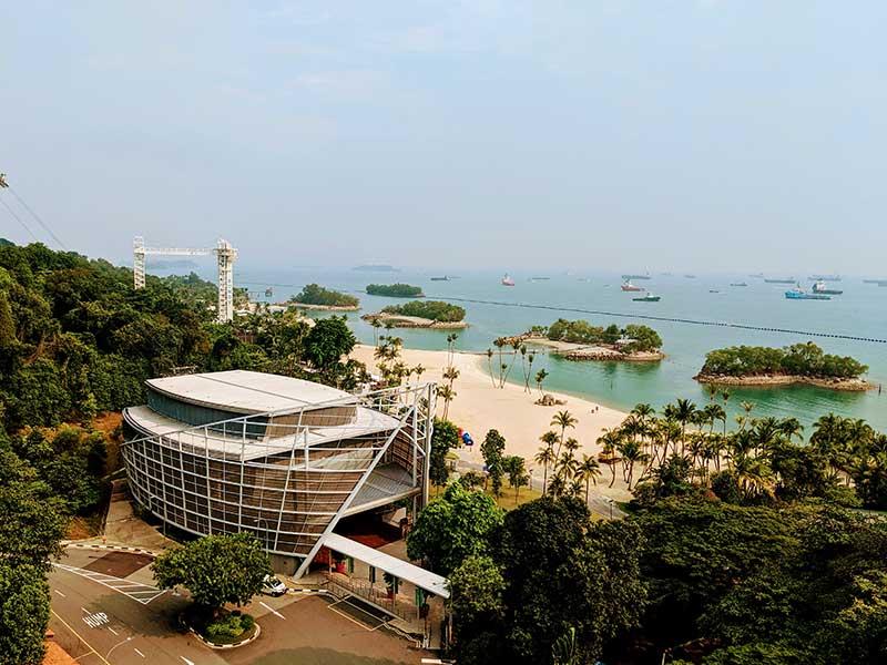 Singapour Sentosa
