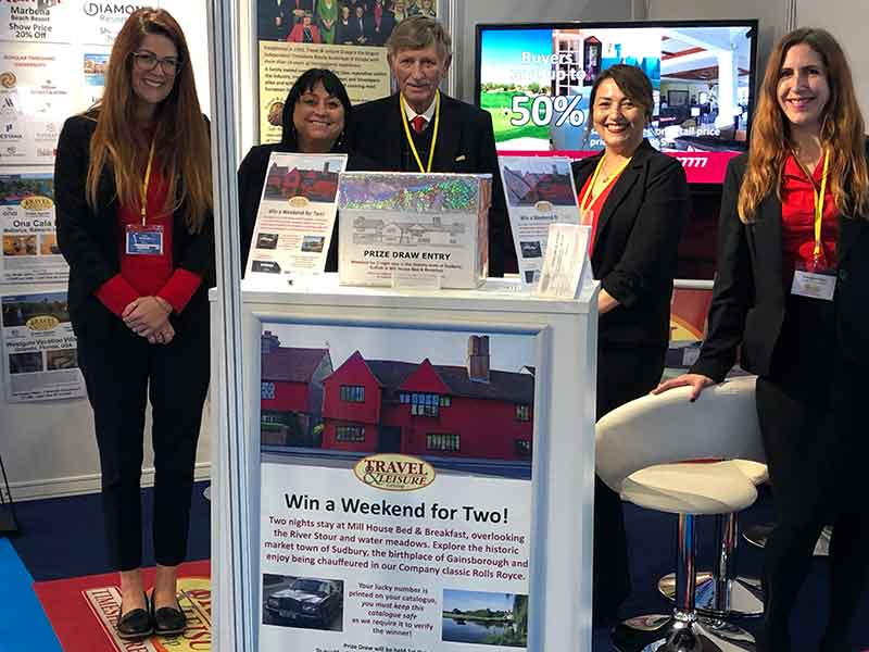 Destinations Travel Show
