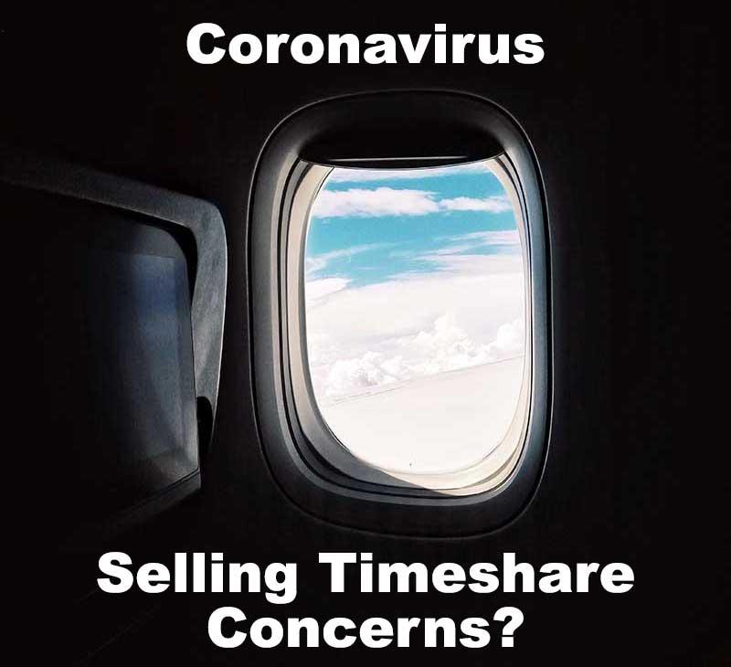Coronavirus vendant du temps partagé